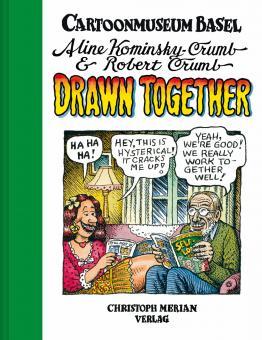 Drawn Together - Aline Kominsky-Crumb & Robert Crumb