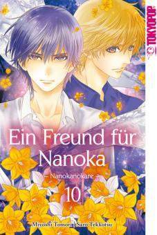 Freund für Nanoka - Nanokanokare Band 10