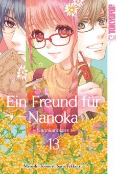 Freund für Nanoka - Nanokanokare Band 13