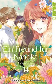 Freund für Nanoka - Nanokanokare Band 14