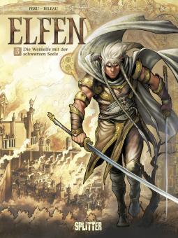 Elfen 3: Die Weißelfe mit der schwarzen Seele