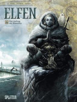 Elfen 6: Der Auftrag der Blauelfen