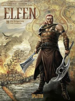 Elfen 9: Die Belagerung von Cadanla