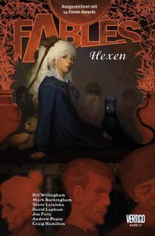 Fables 15: Hexen