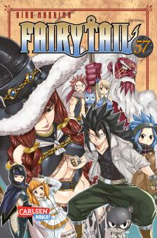 Fairy Tail Band 57