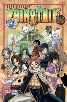 Fairy Tail Band 24
