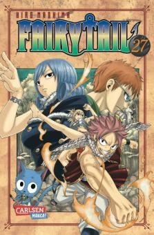 Fairy Tail Band 27