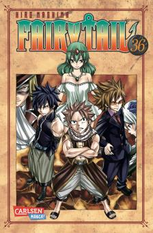 Fairy Tail Band 36