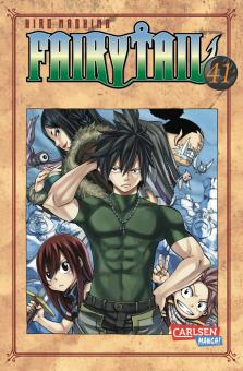 Fairy Tail Band 41