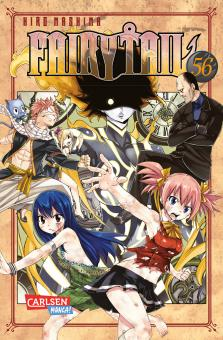 Fairy Tail Band 56