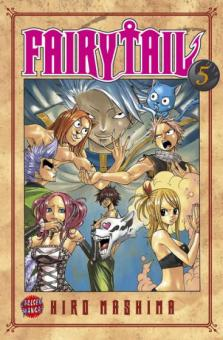 Fairy Tail Band 5