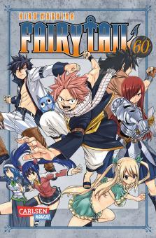 Fairy Tail Band 60 (Limitierte Ausgabe mit Buttons)