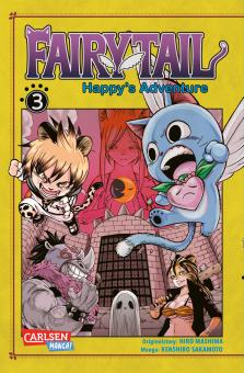 Fairy Tail - Happy's Adventure Band 4