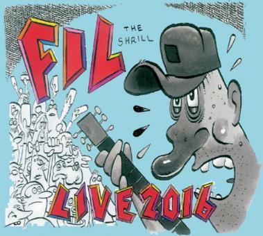 FIL Live 2016 - Dawn of the Dutt (CD)