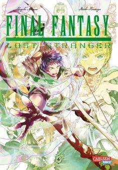 Final Fantasy - Lost Stranger Band 4