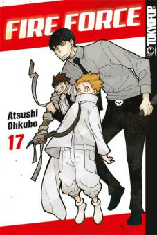 Fire Force Band 17