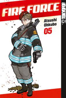 Fire Force Band 5