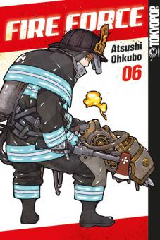Fire Force Band 6