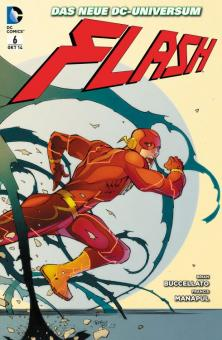 Flash 6: Geisterjagd in Central City