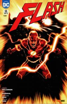 Flash (Rebirth) 11: Force-Quest