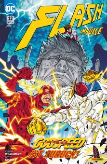 Flash (Rebirth) 12: Der beste Trick der Welt
