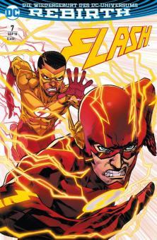 Flash (Rebirth) 7: Wenn die Hölle gefriert