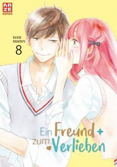 Freund zum Verlieben Band 8