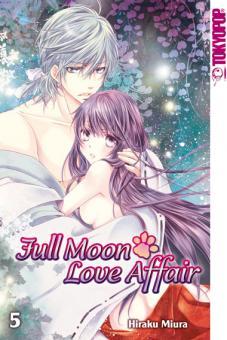 Full Moon Love Affair Band 5