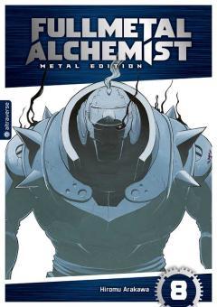 Fullmetal Alchemist (Metal Edition) Band 8