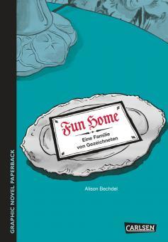 Fun Home - Eine Familie von Gezeichneten (Softcover)