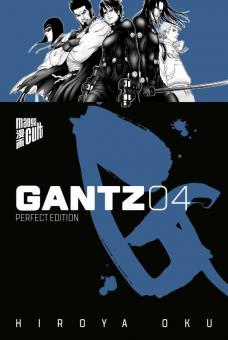 Gantz Band 4