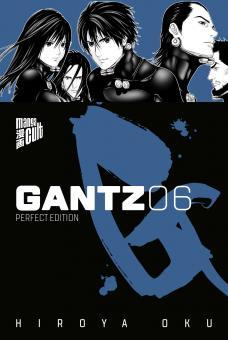 Gantz Band 6