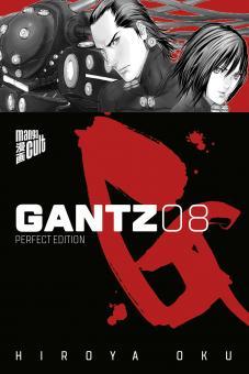 Gantz Band 8
