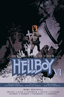 Hellboy Geschichten aus dem Hellboy-Universum 6