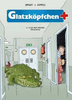 Glatzköpfchen 2: Club der grünen Krokodile
