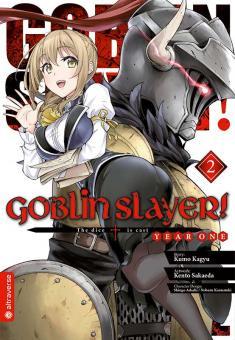 Goblin Slayer! Year One Band 2