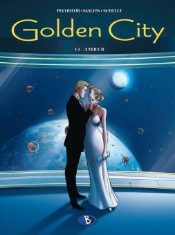 Golden City 13: Amber