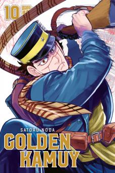 Golden Kamuy Band 10