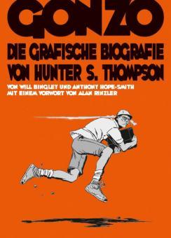 Gonzo - Die grafische Biografie von Hunter S. Thompson