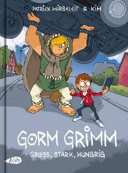 Gorm Grimm - Groß, stark, hungrig