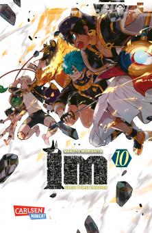 IM − Great Priest Imhotep Band 10