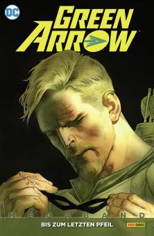 Green Arrow Megaband 4: Bis zum letzten Pfeil