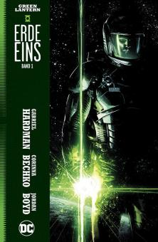 Green Lantern: Erde Eins Band 1 (Hardcover)