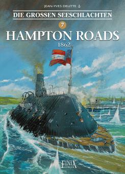 Großen Seeschlachten 7: Hampton Roads - 1862