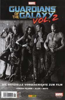 Guardians of the Galaxy Volume 2 - Die offizielle Vorgeschichte zum Film