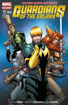 Guardians of the Galaxy 3: Kampf um die Erde