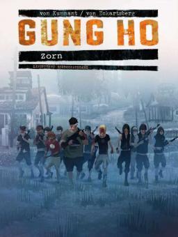 Gung Ho 4: Zorn (Vorzugsausgabe)