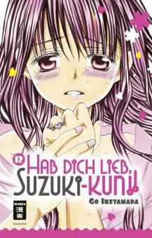 Hab Dich lieb, Suzuki-kun!! Band 12