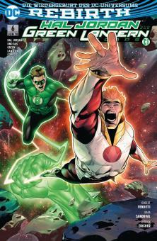 Hal Jordan und das Green Lantern Corps 6: Der Fall der Götter