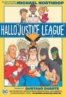 Hallo Justice League